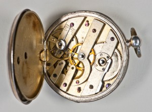 The design of a watch